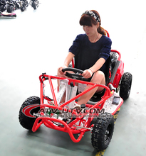 Direct Selling 80cc mini buggy/offroad buggy/single seat go kart
