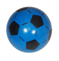 VINYL BALL WITH SOCCER BALL PRINTED, PVC PRINTED SOCCER BALL