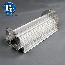 Aluminium reflector lamp shade uv curing lamp cover reflector