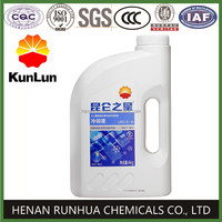 China supplier Kunlun liquid fluid synthenic engine coolant in generator