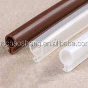 High quality o shape silicone rubber weather seal strip