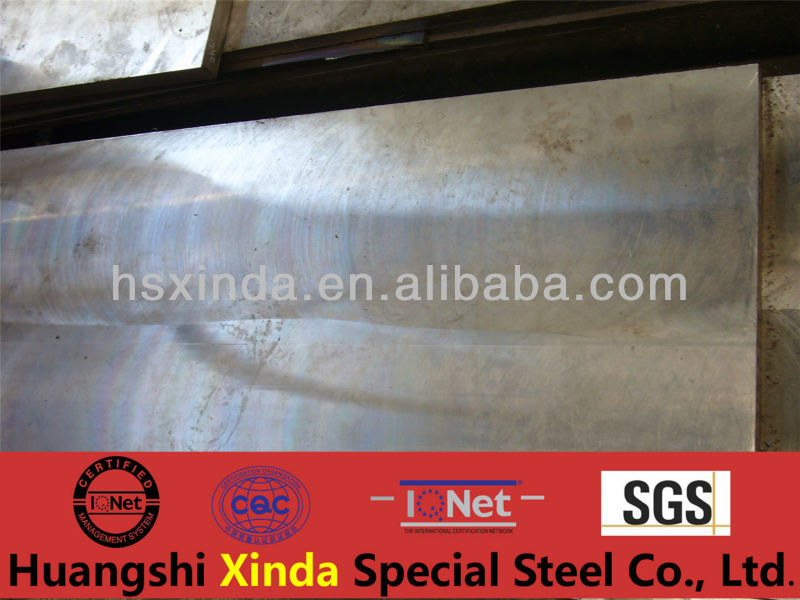 factory direct supply mould steel D3/Cr12 from HuangShi