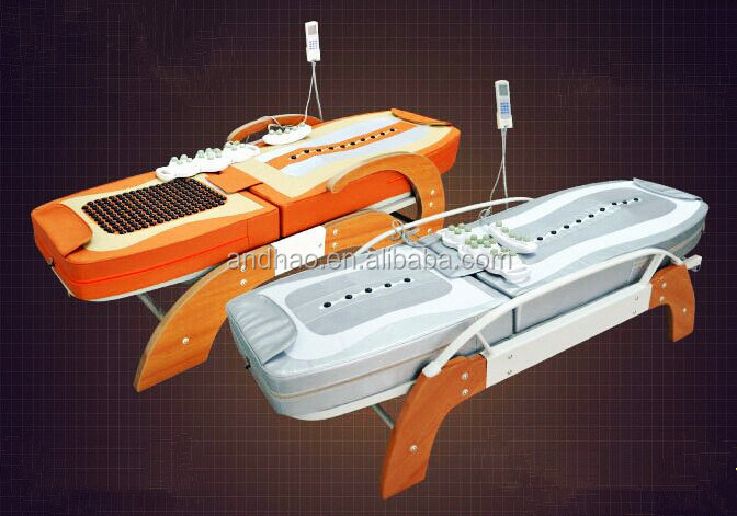 HOT therapy massage bed ceragem infrared heating jade roller massage bed cheap price