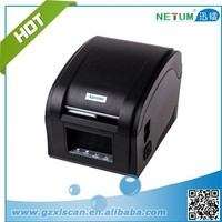 NT-360B Laser Type and USB Interface Type Thermal Label Printer