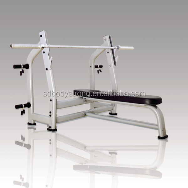 Fitness equipment J-023 Weight Bench heavy duty power rack