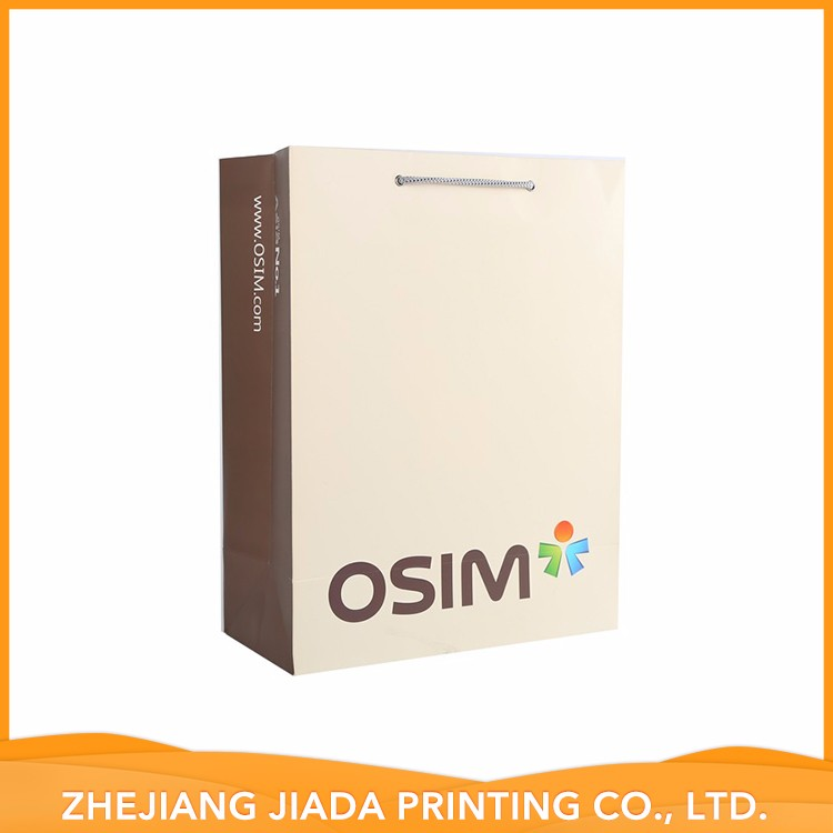Accept Custom Guaranteed Quality Proper Price Extra Large Paper Shopping Bags