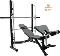 Exercise Trainer Adjustable Abdominal Bench Weight Lose Machine