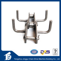 Transmission steel link chain supplier price chain conveyor