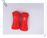 Wholesale FDA standard food grade Silicone salt pepper flavour seasoning bottle for kitchen tools