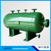 stainless steel chlorine storage tank