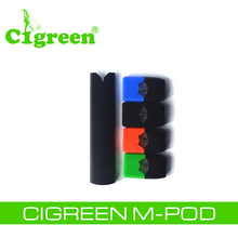 2018 Cigreen hot selling M-pod E-Cigarette vape pen with export quality