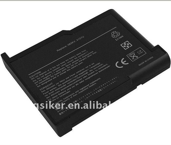 new notebook battery pack replace for DELL inspiron 5000e series