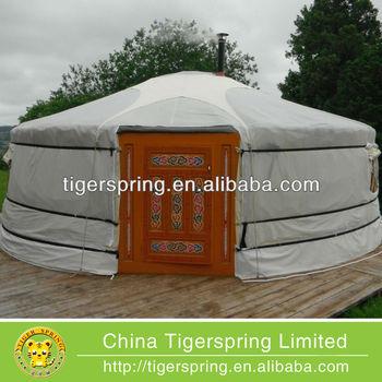 Semi permanent comfortable canvas tents for sale buy for Semi permanent tents