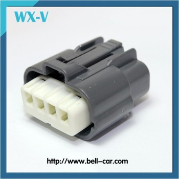 High Sales 4 Pin Female Automotive Waterproof Electrical Plug Connectors Terminal 6189-0551
