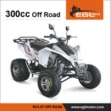 EEC 300cc ATV four wheel motorcycle