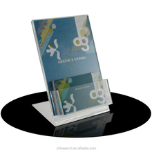 A5 size best price acrylic brochure holder