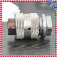 "stainless steel 1/2""NPT THREAD quick coupling"
