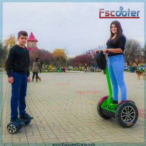 Hands free Mini Two Wheel Smart Balance Scooter Electric Personal Self Balancing Hove Board for Kids