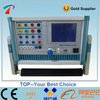 Series TPJB PC Relay Calibrator Testing