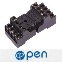 18L-4Z-C8 series contactor relay socket price
