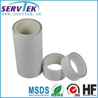 High Density Super Strong Heat Resistant Reinforce Double Sided Adhesive Butyl Rubber Tape
