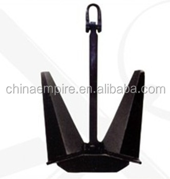 Marine Ship Type N pool Anchor With ABS LR CCS GL NK KR BV Certificate