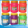 Water and Solvent based Fluorescent Pigment for Textile Printing Inks