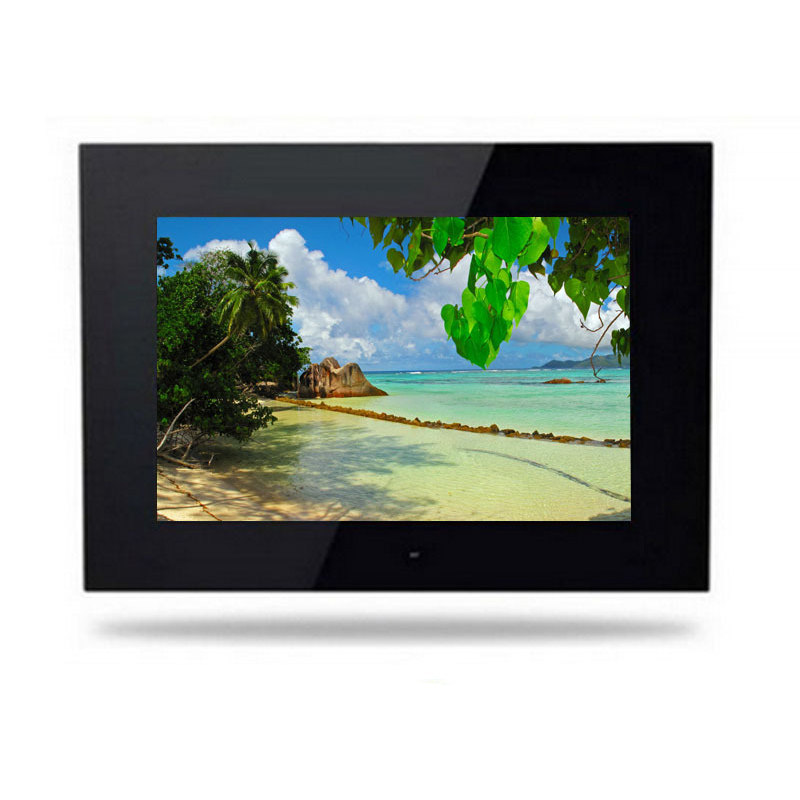 12.1 Inch LED Voice Recordable Digital Picture Frame
