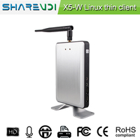 Cheap mini pc station thin client with all winner tablet, mini linux server for school, office, home