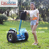 High Quality Electric Segscooter Two Wheel Balance Bike 2000W*2 Stand up Robotic Scooter