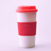 Custom logo 6 OZ disposable colored plastic drinking cup BPA FREE