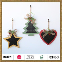 christmas star and tree decorative wall hanging art and craft