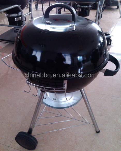 NEW design 22 inch deep bowl charcoal bbq grill, bbq stove