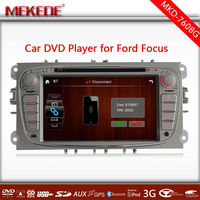 7 inch Car autoradio video Player For Special Ford Focus /Mondeo With Bluetooth,GPS,touch Screen,FM,Canbus