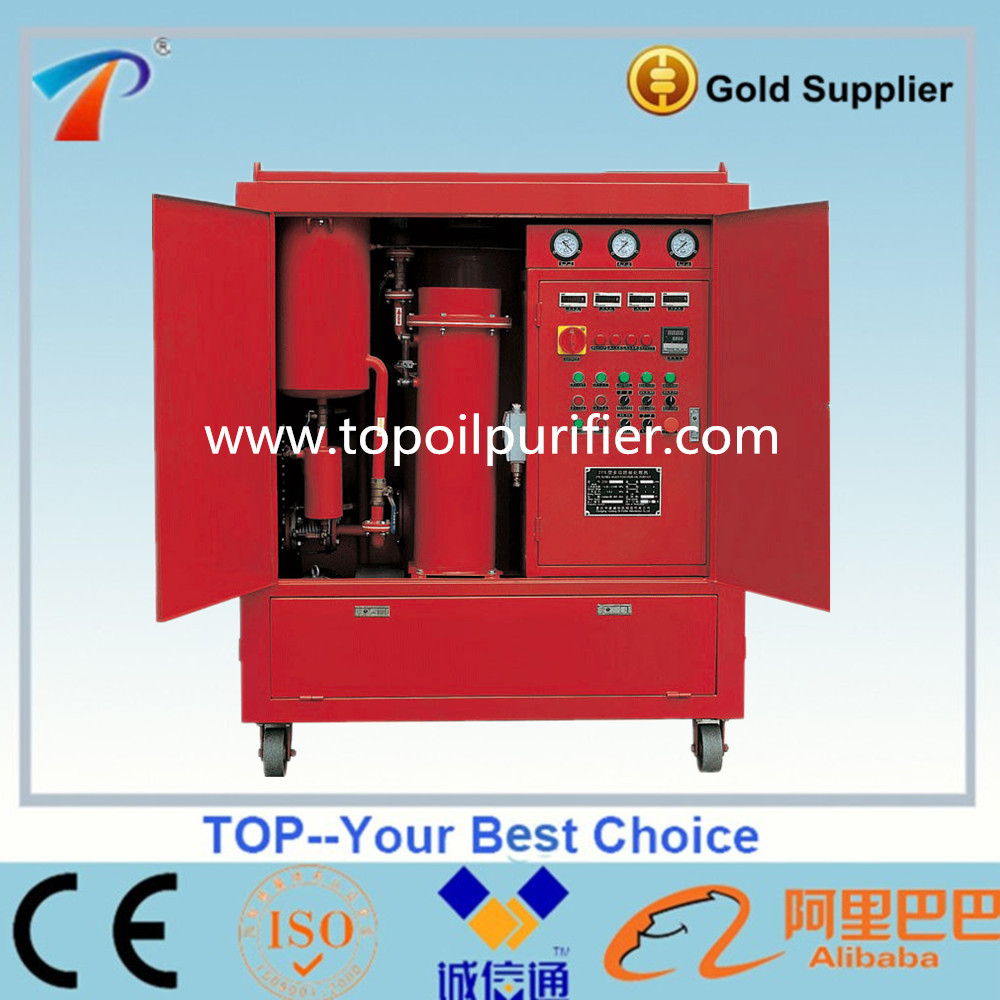 Dielectric oil quality recovering machine/Insulating oil circulating utilization/Industrial waste energy management