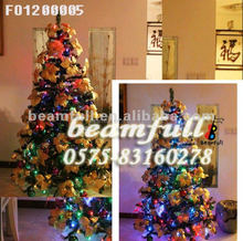 2016 factory outlet Fashion Fiber Optic Christmas Tree