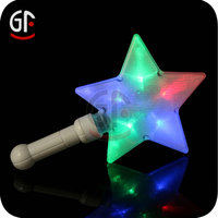 Led Glow Light Stick Star Stick