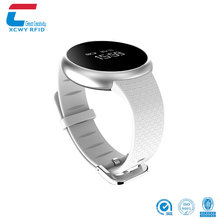IP67 Waterproof NTAG 215 RFID NFC Smart Watch For Fitness