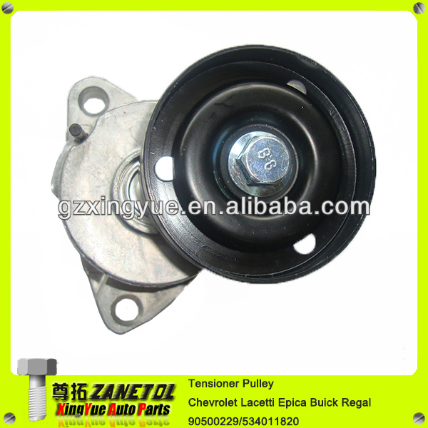Car Auto Engine Drive Timing Belt Tensioner Pulley For Chevrolet Lacetti Epica Buick Regal 90500229 534011820