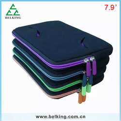 Business Style Zipper Sleeve For ipad Mini With Stand Holder Neoprene Laptop Sleeve For iPad Mini