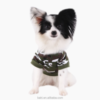 Cute Pet Plaid Shirt Cotton Dog Puppy Clothes