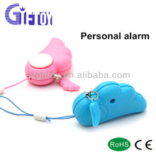 Giftoy cheap decorative personal body alarms