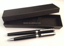 2015Hot selling--Parker pen ,Gift ball pen & roller pen set with lay and tray box PARKER REFILL metal pens
