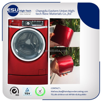 Indoor home kitchen appliance epoxy polyester powder coating