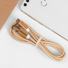 wholesale alibaba nylon braided type c usb cable for andriod charger