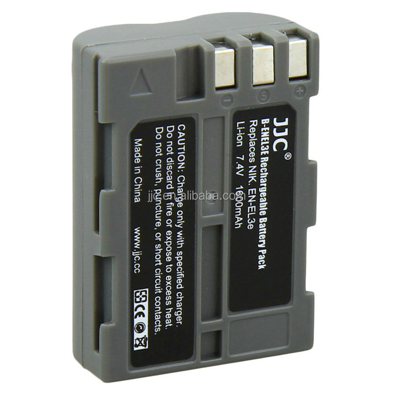 JJC B-ENEL3E Li-ion Camera Battery Pack for Nikon