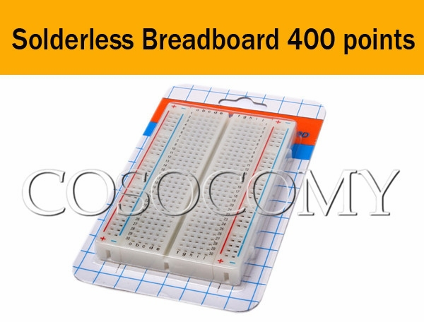 400 points electrical testing board