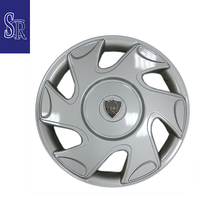 "High Performance14"" inch silver ABS custom car wheel cover hubcaps"