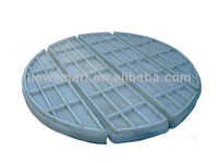 Demister | Stainless Steel and Plastic Wire Mesh Demister pad | Mist eliminator | Demister Supplier