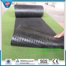 Trade Assurance Perforated Anti Slip Rubber UTE Mat with Hole